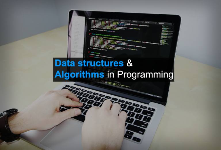 Why data structures and algorithms are so important for programming?