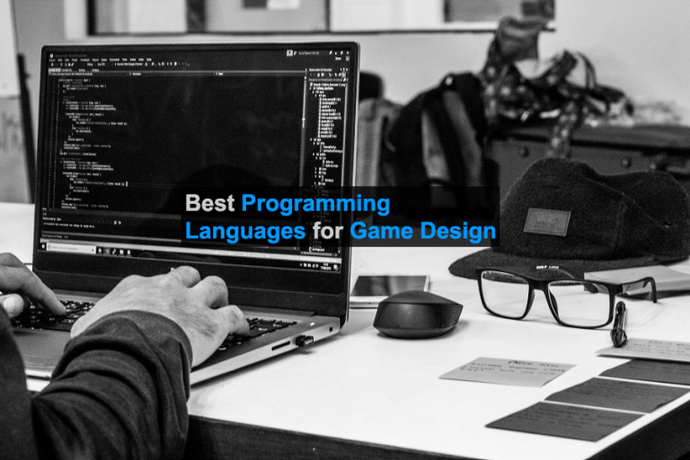 5 Best Programming Languages for Game Design