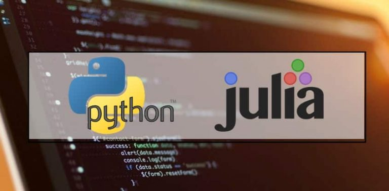 New Python Rival ? Julia is winning over developers