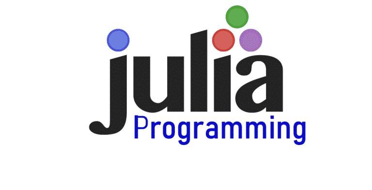 Julia Programming language - For beginners