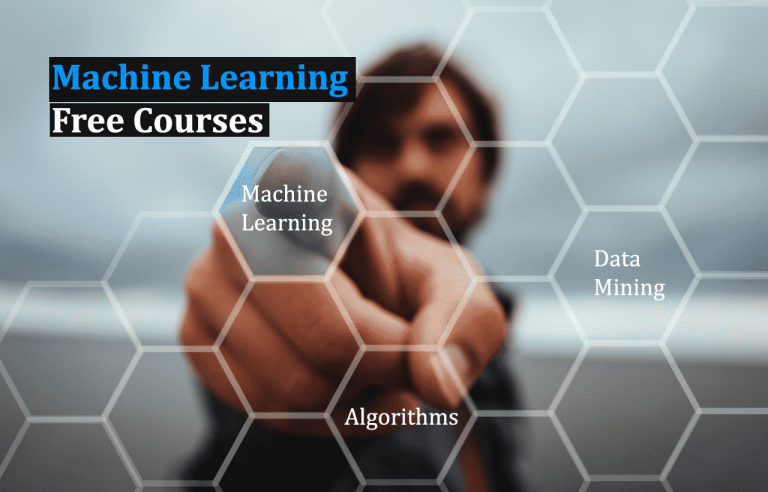 Machine Learning Free Courses