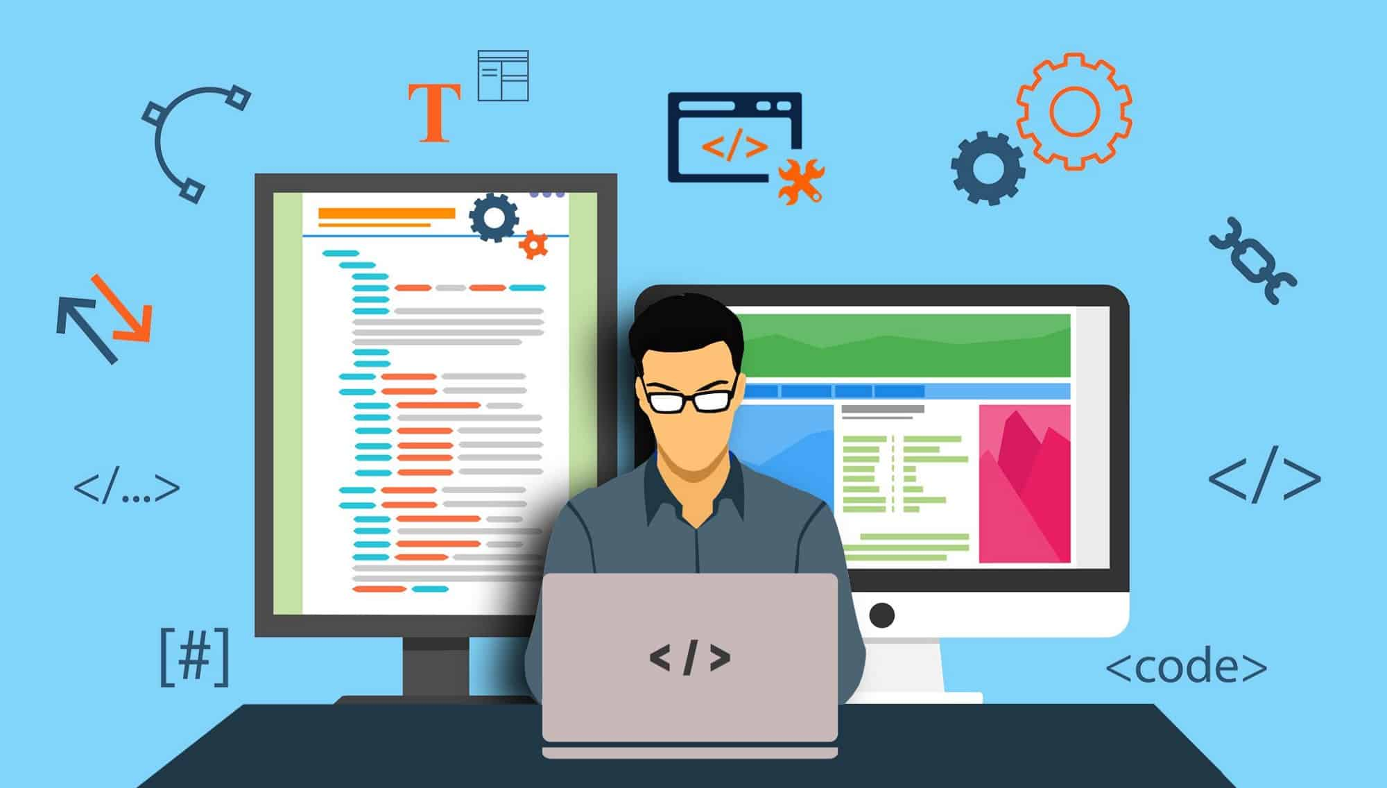Web Developer - highest paying computer science jobs