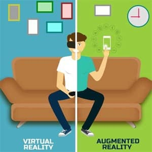 virtual and agumented reality