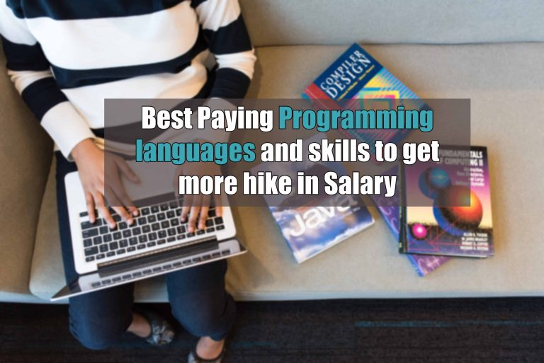 Best Paying Programming languages and skills to get more hike in Salary