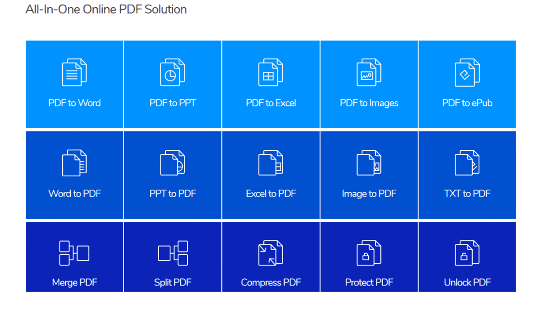 online png to pdf converter and merger